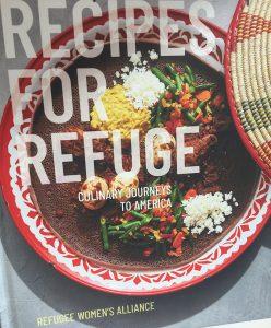 Recipes for Refuge Cookbook