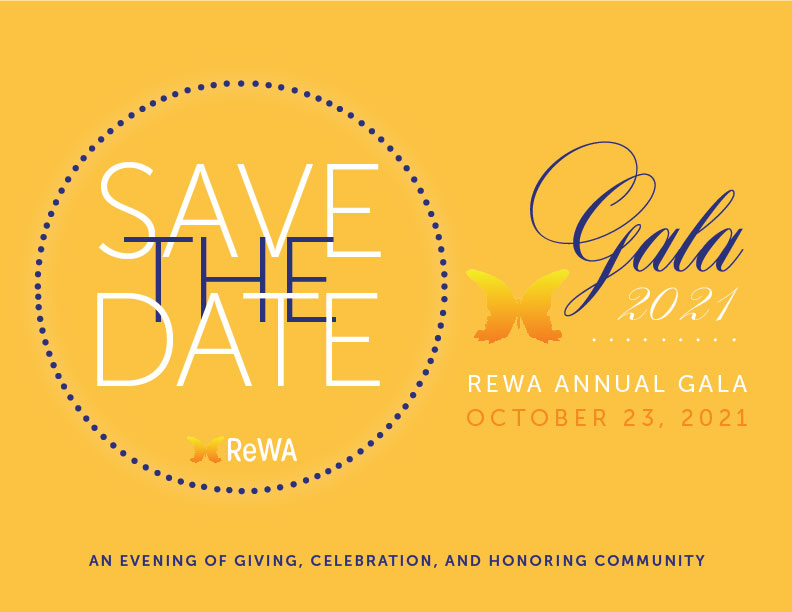 Save the Date for Refugee Women's Alliance Annual Gala on October 23, 2021